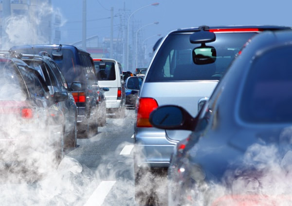 Traffic and Industrial Pollution