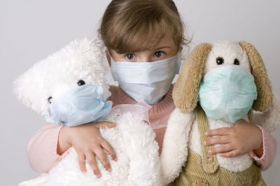 Children at risk from poor indoor air quality